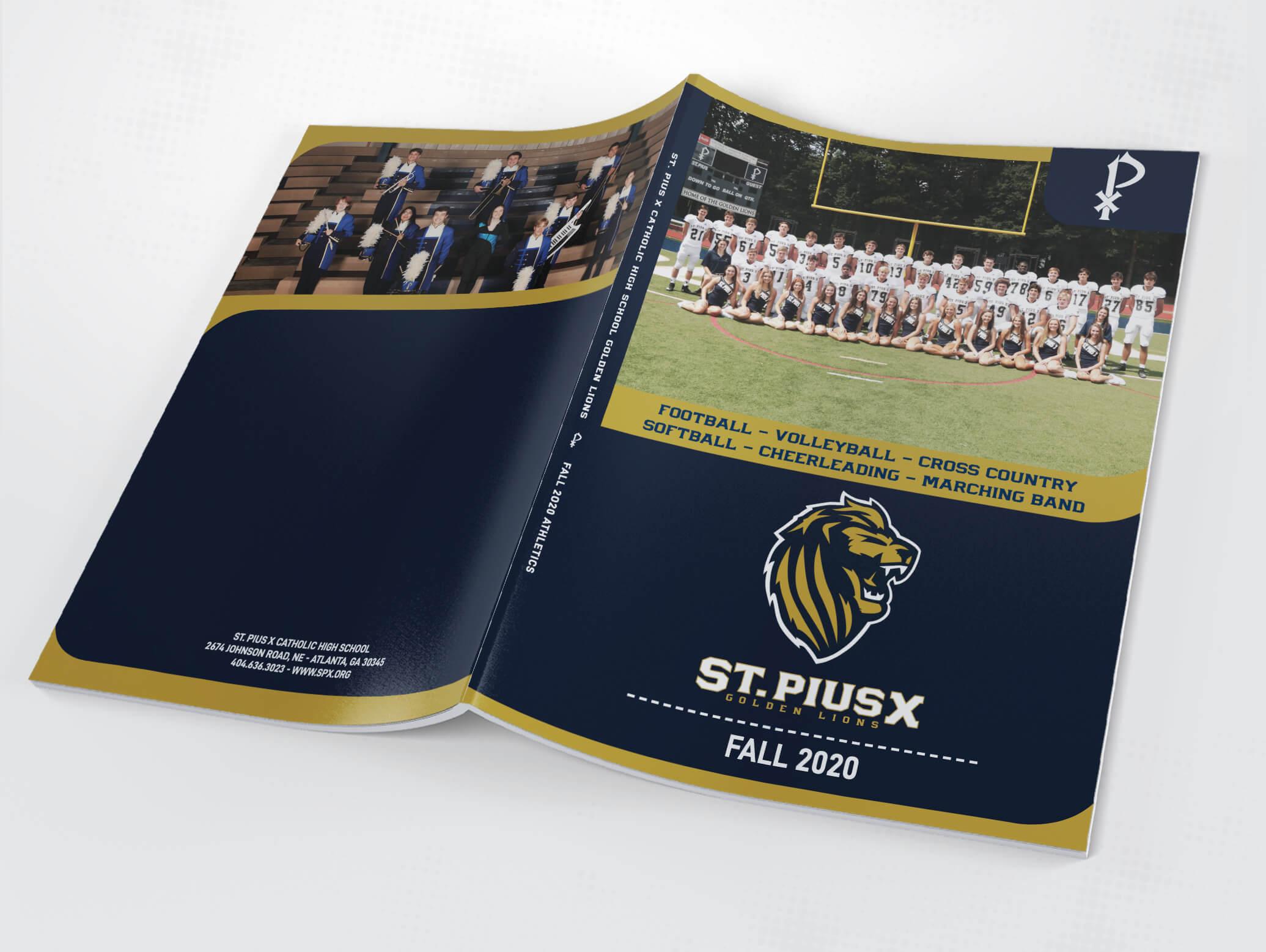 st. pius x catholic high school sports program